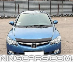 Дефлектор капота Honda Civic sd: 2006