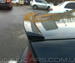 Лип спойлер Honda Civic 4D, Хонда Цивик