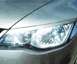 Реснички Honda Civic