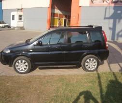 Пороги Honda HR-V [1999+] EB002 (Elegance Black)