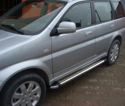Пороги Honda HR-V KB002