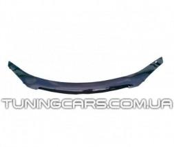 Дефлектор капота Honda  Jazz: 2008-2014