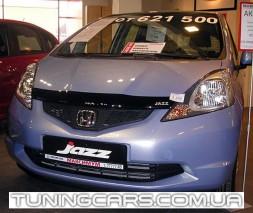 Дефлектор капота Honda Jazz: 2008