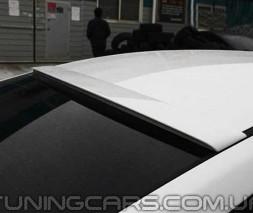 (ABS Пластик) Спойлер на стекло Hyundai Elantra MD, Хюндай Элантра МД