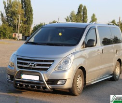 Кенгурятник Hyundai H-1 (Starex) WT003 (Inform)
