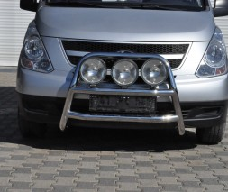 Кенгурятник Hyundai H-1 (Starex) WT018 (Adolf)