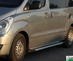 Пороги Hyundai H-1 (Starex) AB007