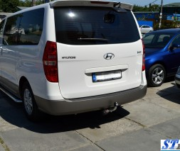 Пороги Hyundai H-1 (Starex) KB001 (Hector)