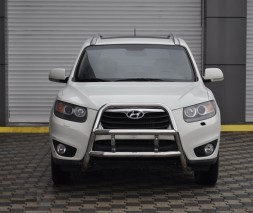 Кенгурятник Hyundai Santa Fe WT018 (Adolf)