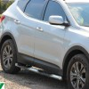 Пороги Hyundai Santa Fe TT002 (Dragos)
