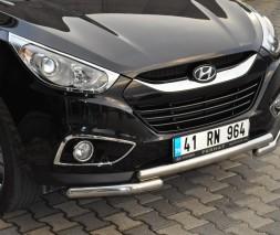 Кенгурятник Honda CR-V ST014 (Greyder)