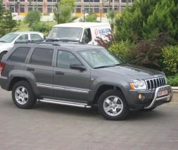 Кенгурятник Jeep Grand Cherokee WT006