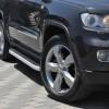 Пороги Jeep Grand Cherokee NS001 (Newstar Grey)