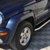 Пороги Jeep Liberty [2001-2008] NS001 (Newstar Grey)