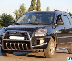 Кенгурятник Kia Sportage [2004-2010] WT003 Model