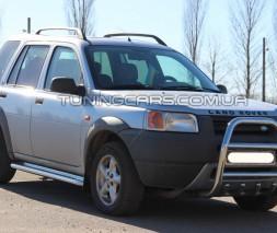 Передняя защита кенгурятник Land Rover Freelander (98 - 06) LRFL.98.F2-02
