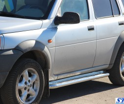 Пороги Land Rover Freelander KB001 (Hector)