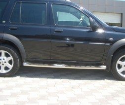Пороги Land Rover Freelander TT002 (Dragos)