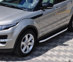 Пороги Land Rover Range Rover Evoque [2011+] NS001 (Newstar grey)