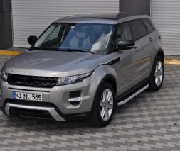Пороги Land Rover Range Rover Evoque [2011+] NS001 (Newstar grey)