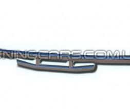 Защита заднего бампера Land Rover Range Rover Vogue (02-12) LRRR.02.B1-03