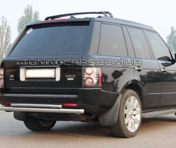 Защита заднего бампера Land Rover Range Rover Vogue (02-12) LRRR.02.B1-05