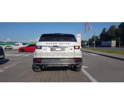 Защита заднего бампера для Range Rover Evoque (2015+) RREG.15.B1-03 d60мм x 1.6