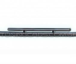Передняя защита ус Lexus RX (XU30; RX350) (03-09) LXRX.93.F3-20