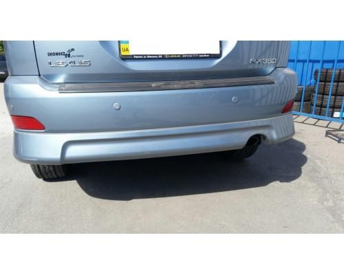 Юбка задняя Lexus RX 350 [2003-2008]