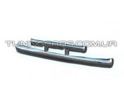 Защита заднего бампера для Lexus RX (XU30; RX350) (2003-2009) LXRX.93.B1-05 d60мм x 1.6