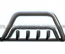 Защита переднего бампера для Lifan X60 (2013+) LFX6.13.F1-17 d60мм x 1.6