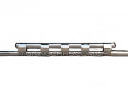 Защита переднего бампера для Lifan X60 (2013+) LFX6.13.F3-12 d60мм x 1.6