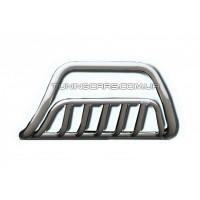 Защита переднего бампера для Mazda CX5 (2012+) MDX5.12.F1-02 d60мм x 1.6
