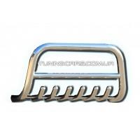 Защита переднего бампера для Mazda CX5 (2012+) MDX5.12.F1-15 d60мм x 1.6