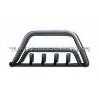 Защита переднего бампера для Mazda CX5 (2012+) MDX5.12.F1-17 d60мм x 1.6