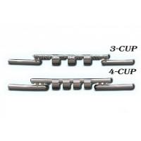 Защита переднего бампера для Mazda CX5 (2012+) MDX5.12.F3-08 d60мм x 1.6