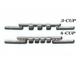 Передняя защита ус Mazda CX7 (07-10) MDX7.07.F3-08