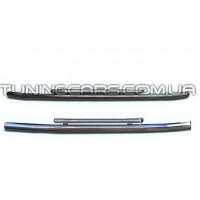 Защита переднего бампера для Mazda CX5 (2012+) MDX5.12.F3-10 d60мм x 1.6