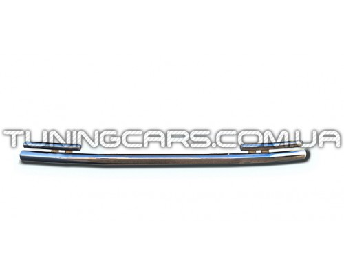 Защита переднего бампера для Mercedes-Benz GL (2006-2012) MBGL.05.F3-28 d60мм x 1.6