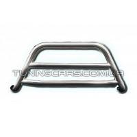 Защита переднего бампера для Mazda CX5 (2012+) MDX5.12.F1-16 d60мм x 1.6