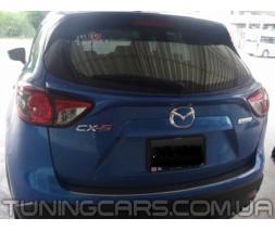 Спойлер для Mazda CX 5, Мазда ЦХ5