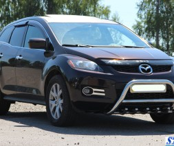 Кенгурятник Mazda CX-7 WT003 (Inform)