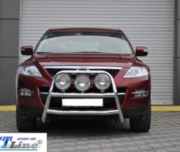 Кенгурятник Mazda CX-9 [2006-2012] WT018 (Adolf)
