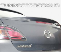 Спойлер Mazda 6 GH (08-12), Мазда VI