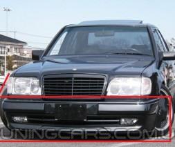 Бампер передний Mercedes-Benz w124 AMG 2, Мерседес 124