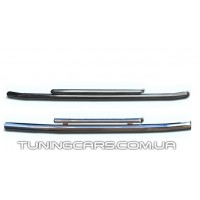 Защита переднего бампера для Mercedes-Benz Citan 2012+ MBСT.12.F3-10 d60мм x 1.6
