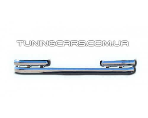 Защита заднего бампера для Mercedes-Benz Citan 2012+ MBСT.12.B1-32 d60мм x 1.6