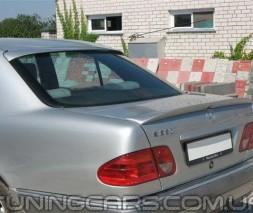 Лип спойлер Mercedes W210, Мерседес 210