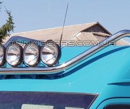 Держатель фар на крышу для Mercedes-Benz Sprinter (2000-2006) MBSP.95.H1-09 d60мм x 1.6