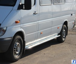 Пороги Mercedes-Benz Sprinter KB001 (Hector)